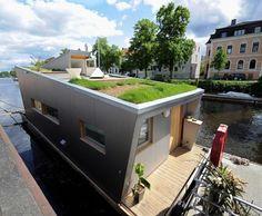 Architektur auf dem Wasser: Hausboot 2.0 - SPIEGEL ONLINE - Nachrichten - Kultur