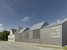 Children and Family Center in Ludwigsburg,© Zooey Braun