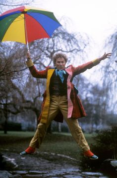 Sixth Doctor - Colin Baker
