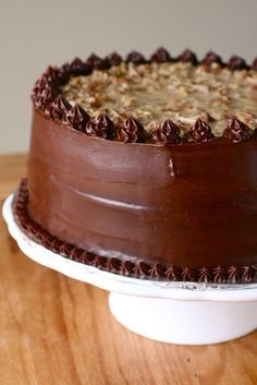 878 Best German Chocolate Images Chicolate Cake Chocolate