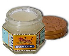 18 utilisations surprenantes du baume du tigre à essayer d'urgence