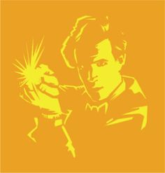 Doctor Who Pumpkin Carving Pattern