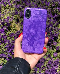 Gloomy Tuesday ☂️ Crushed Violet case for iPhone X, iPhone 8 Plus / 7 Plus & iPhone 8 / 7 from Elemental Cases #elementalcases #crushedviolet #iPhoneX #iPhone8 #iPhone8Plus #purple