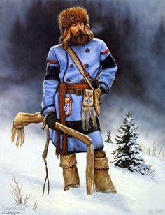 "Jerry Crandall:  ""Winter's Chill"""
