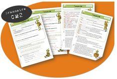 Leçons de Grammaire CM2