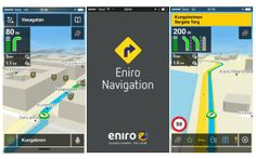 Eniro - Map sweden eniro