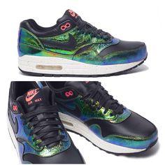 Nike air max  QS bronze / black ivory