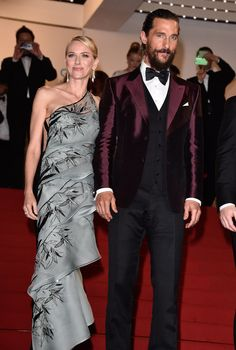 Naomi Watts and Matthew McConaughey took over Cannes with their hot looks. Click through to see all the sexy stars at the film festival!