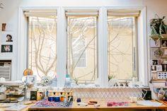 Odette New York - In the Studio / Odette New York Blog