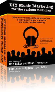 Just Released: DIY Music Marketing for the Serious Musician