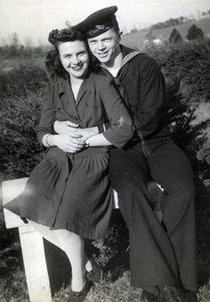 World War II in Pictures: World War II weddings