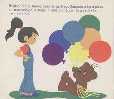 Boribon és a 7 lufi English Reading, Puppet, Children's Books, Films, Family Guy, Animation, Fictional Characters, Art, Children Books
