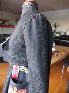 Assembling the vestagder bunad Folk Costume, Costumes, Vest, Norway, Sweatshirts, Sweaters, Fashion, Troy, Moda