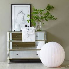 Commode miroir, Winsome AM.PM