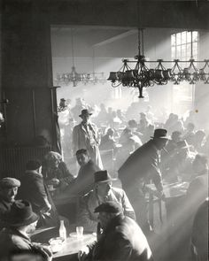 Nijmegen 1957, photo by Wim K. Steffen