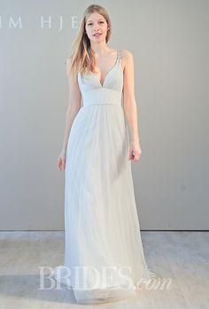 Brides: Wedding Dresses for Petite Girls