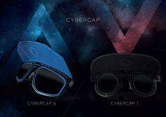2015-2016 /// SPACE TRAVEL /// INTERSTELLAR - Parasite Eyewear - CYBERCAP - FUTURISTIC eyewear