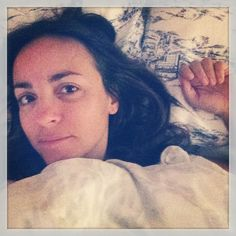 #CamilaRaznovich Camila Raznovich: Good lazy morning! #stillinbed #raining #Roma #instamood