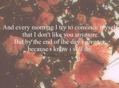 Crush love quote