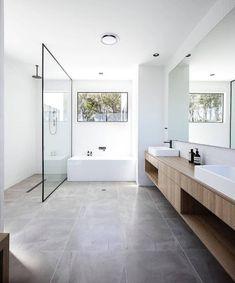 Bathroom inspiration, products and design! Interior Design Examples, Interior Design Inspiration, Bathroom Inspiration, Bathroom Layout, Small Bathroom, Master Bathrooms, Bathroom Ideas, 1920s Bathroom, Paris Bathroom