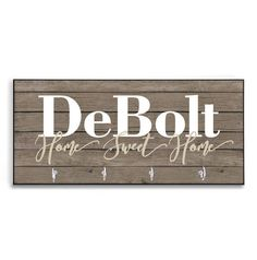 Personalized Housewarming Gift New Home Gift by ChicMonogram