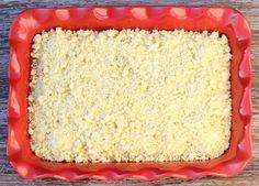 Lemon Cream Dump Cake