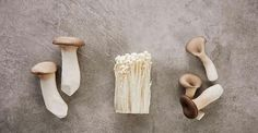 La Corée, nouvel eldorado du champignon Stuffed Mushrooms, Vegetables, Korean Cuisine, Mushroom, Stuff Mushrooms, Vegetable Recipes, Veggies
