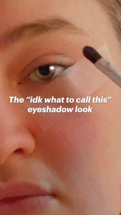 Cool Makeup Looks, Cute Makeup, Gorgeous Makeup, Makeup Inspo, Makeup Inspiration, Makeup Tips, Eyeshadow Looks, Pastel Eyeshadow, Vampire Makeup Tutorial