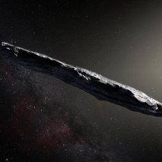 #Oumuamua finalement une #comète ? https://ift.tt/2NaRrj3 #astronomie #telescope