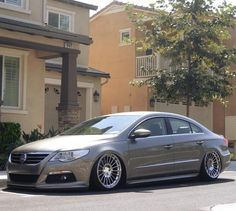 Passat CC with Rotiform