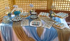 #candy_bar_vaptisis Little Man, Confetti, Catering, Candy, Table Decorations, Wedding, Inspiration, Kids Dessert Table, School