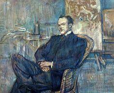 Henri de Toulouse-Lautrec inspiratie