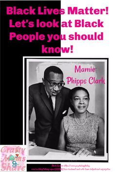 Mamie Phipps Clark #blacklivesmatter Young Black, Black Kids, School S, Public School, Civil Rights Figures, Mental Retardation, City College, Psychology Today, Library Of Congress