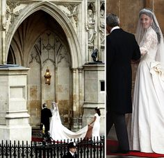 Wedding Dress. {love stories № 04 : prince william & kate middleton} by {this is glamorous}, via Flickr