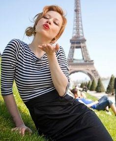 французский ретро стиль