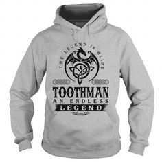 I Love TOOTHMAN T-Shirts