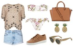 Want_to_wear_Summer_Look #fashion