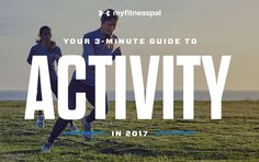Need some simple ways to sneak in calorie-burning movement? Our 2017 activity guide has you covered.