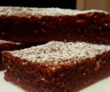 Recipe Sonia's Chocolate Gluten free brownies by soniafer - Recipe of category Baking - sweet