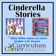 Cinderella Stories - Cinderella stories are a great way to have students learn about fables and folktales from different cultures.  Many students are familiar with the Disney version, but have not yet begun to explore how authors can write the same story in different ways.  There are so many versions, you can pick the ones that you think will be best for your students.