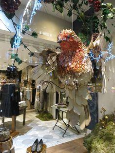 www.retailstorewindows.com: Anthropologie, London