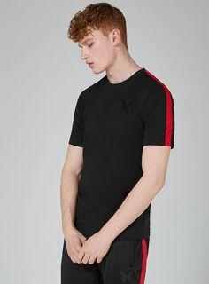 GOOD FOR NOTHING Black 'Adonis' T-Shirt*