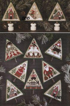 Prairie Schooler Christmas chart