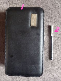 Soldes hiver 2014, Crayon à lèvre N° 708, Kiko,Nail care Traval case