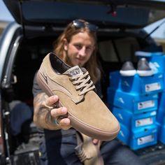 Riley Hawk signature shoe