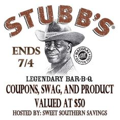 Stubb's Legendary Bar-B-Q Prize Package Giveaway Ends 7/4 - Plus Make Your Celebration Unforgettable With These Brisket, Sliders, BBQ Pickles, and Crispy Onion Straws Recipes #4thofJuly #cookout #recipe #win #giveaway #bbq #bar-b-q #coupons http://www.sweetsouthernsavings.com/stubbs-giveaway-brisket-bbq-pickles-onion-straws-recipe/