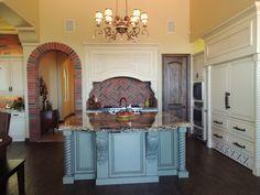 Gourmet Kitchen - Las Sendas, Mesa, AZ, I PLAN, LLC, Benjamin K. Scheier