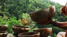 Just found these beautiful singing bowl meditations... let me know what you think