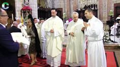 Ordenación sacerdotal del Rvdº Padre Don Juan Azcaráte Casanova. 8 de octubre de 2016. Gentileza de Cádido Peña Sánchez