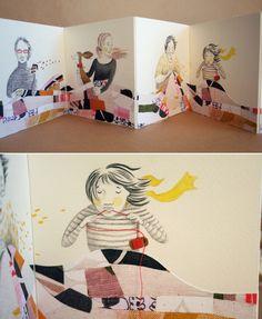 Umbrella Prints Trimmings Comp 2012 winner: Ink Caravan